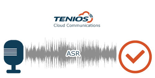 Automatic-Speech-Recognition TENIOS