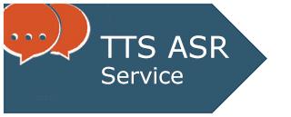 TTS ASR Service TENIOS