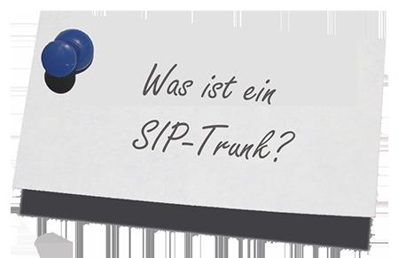 Erklärung SIP Trunk