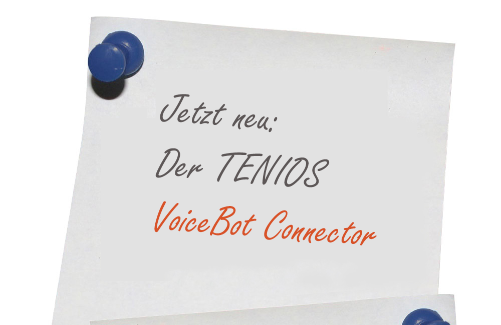 TENIOS VoiceBot Connector