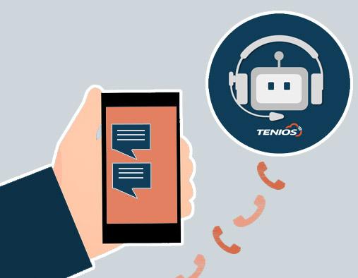 Chatbot trifft Telefonie