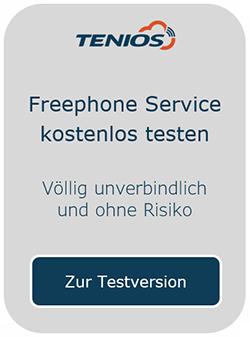 Freephone testen