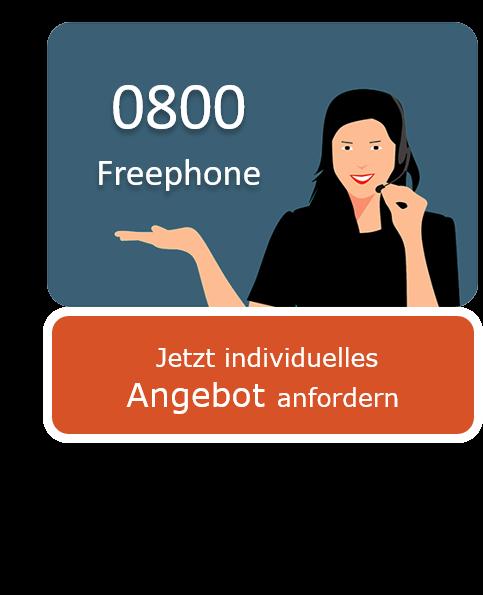 Freephone Angebot