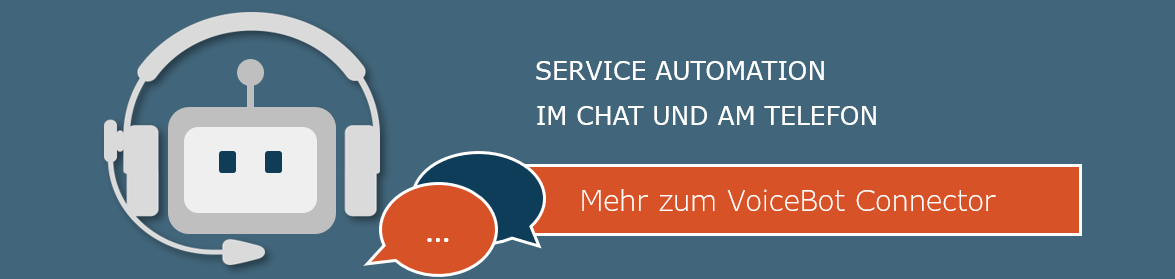Service Automation Chat Telefonie