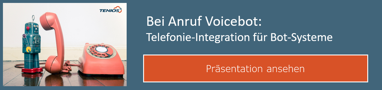 VoiceBot Präsentation