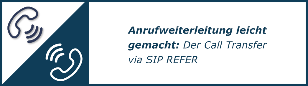SIP REFER