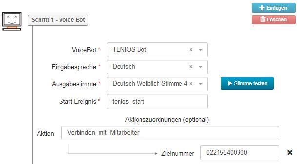 VoiceBot Portal