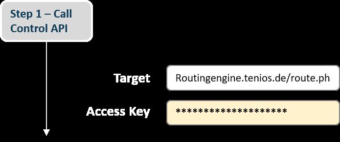 Integration Call Control API