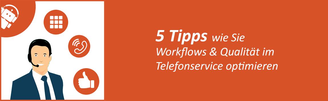 Tipps Telefonservice