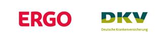 DKV ERGO Logo