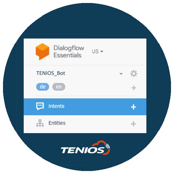TENIOS Dialogflow