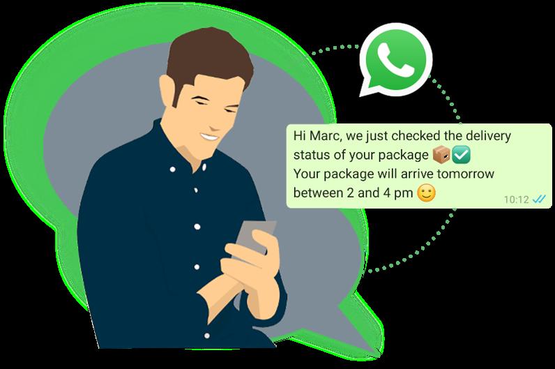 Messaging Whatsapp API en