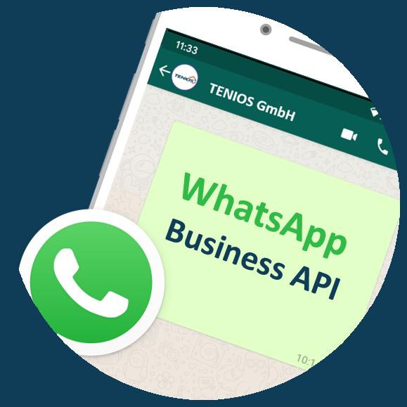 TENIOS WhatsApp Business API
