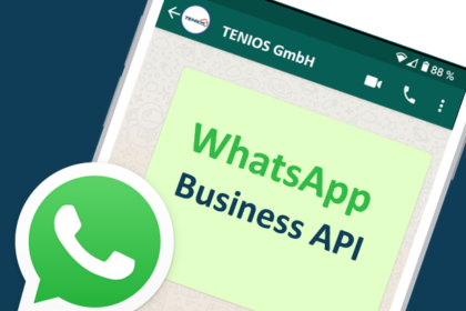 WhatsApp Business API TENIOS