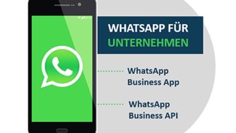 WhatsApp geschäftlich nutzen TENIOS