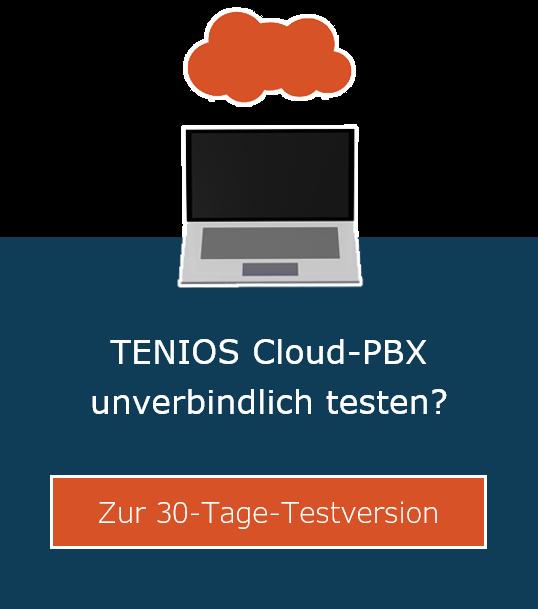 Cloud PBX testen