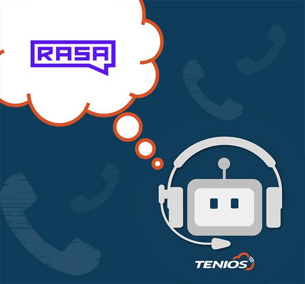 VoiceBot-Connector TENIOS RASA